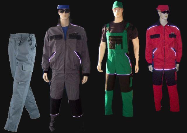 pracovne odevy